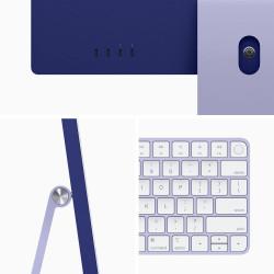 """iMac 24"""" /8C CPU/8C GPU/8GB/512GB, Purple (2021)"""