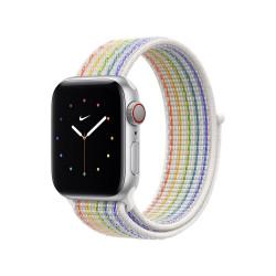 Каишка Apple Watch, 38 - 40mm, Nike Band: Pride Edition Nike