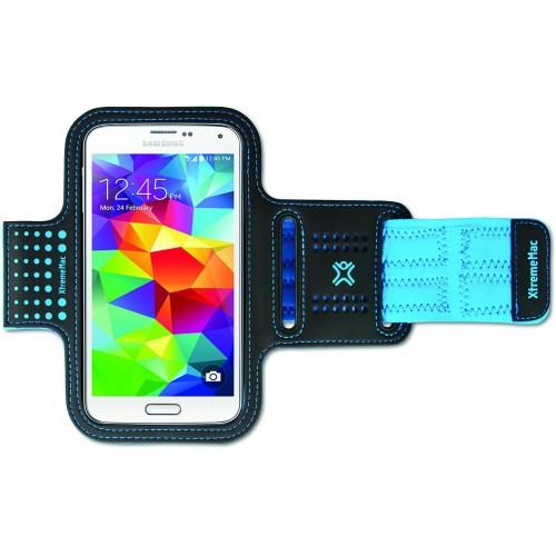 Спортен калъф XtremeMac SportWrap iPhone 6S/7/8 - Blue