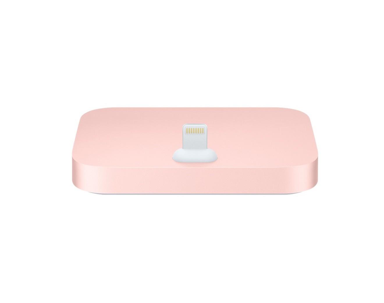 Докинг станция Apple iPhone Lightning Dock - Rose Gold