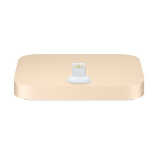 Докинг станция Apple iPhone Lightning Dock - Gold