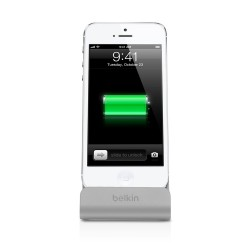 Докинг станция Charge + Sync Dock iPhone - Silver