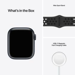 Часовник Apple Watch Nike Series 7 GPS Sport Band 41mm
