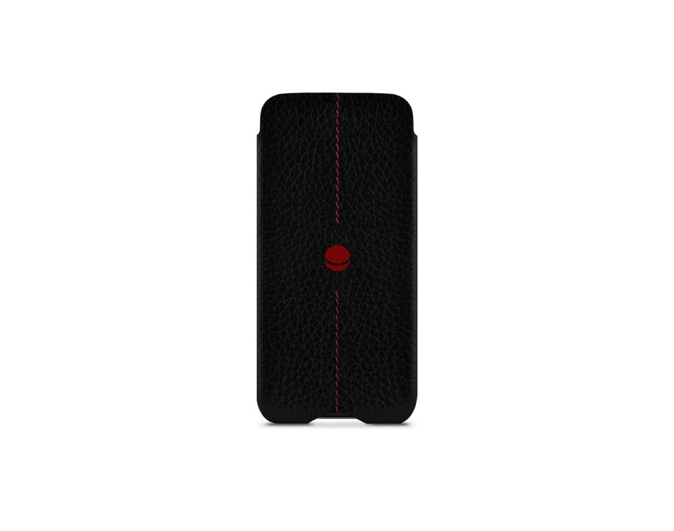 Кожен калъф BEYZA Lute iPhone 6S/7 - Dark