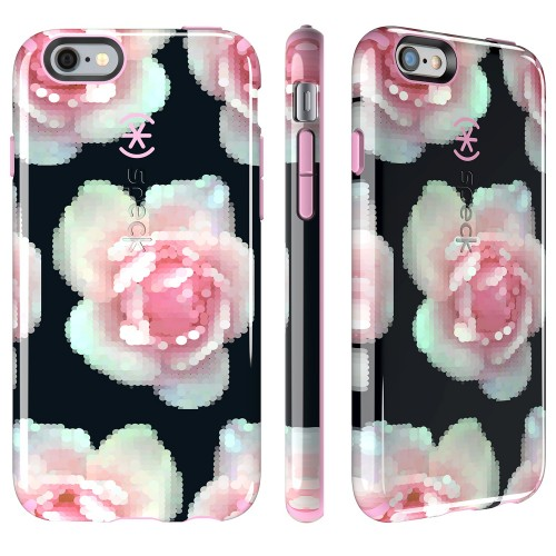 Калъф Speck CandyShell Inked за iPhone 6/6S Plus - Pixel Rose/ Pale Rose Pink