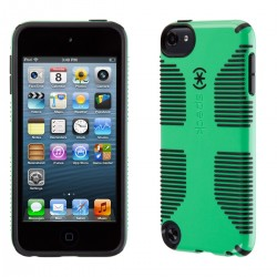 Калъф SPECK CandyShell GRIP iPod Touch 5th / 6th Gen. - Green