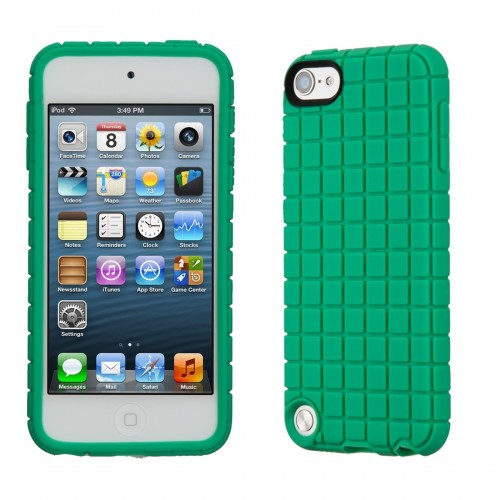 Калъф SPECK PixelSkin iPod Touch 5th / 6th Gen. - Green