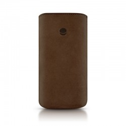 Кожен калъф BEYZA RetroStrap Plus Leather Case iPhone SE (5S)-