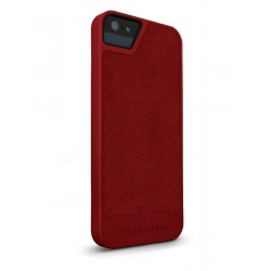 Калъф Maserati Calandra S iPhone SE (5S) - Red
