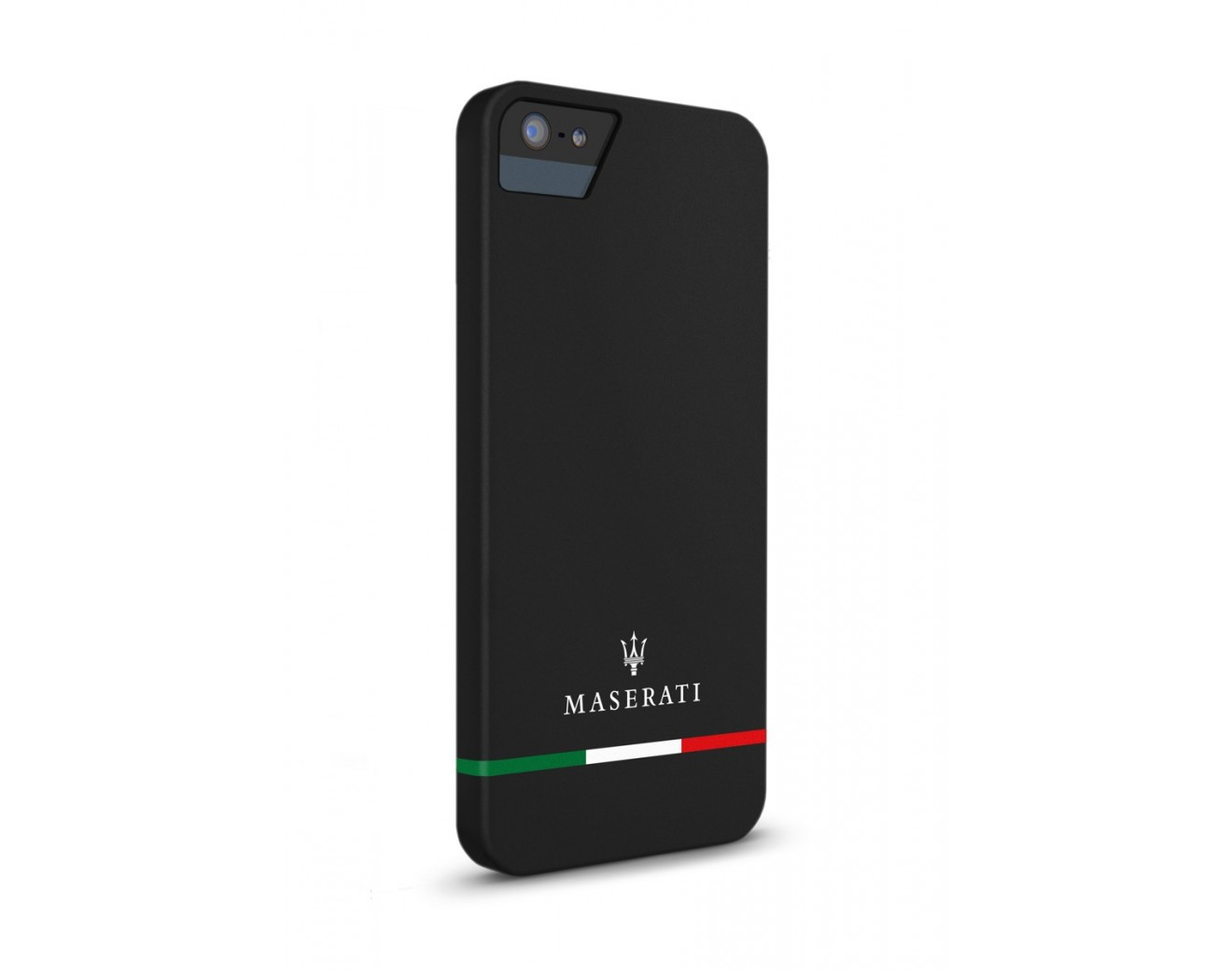 Калъф Maserati Line iPhone SE (5S) - Black