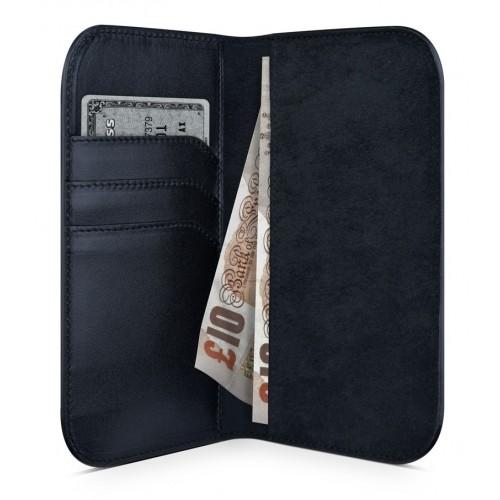 Кожен калъф Beyza PocketBook M за iPhone SE (5S)- Black