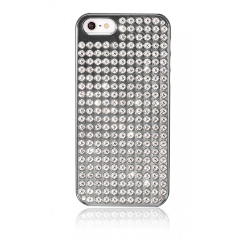 Калъф Bling My Thing iPhone SE (5S) - Pure Extravaganza Metallic/ Crystal