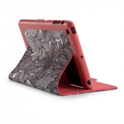 Калъф Speck FitFolio за iPad Mini - FreshBloom Coral Pink