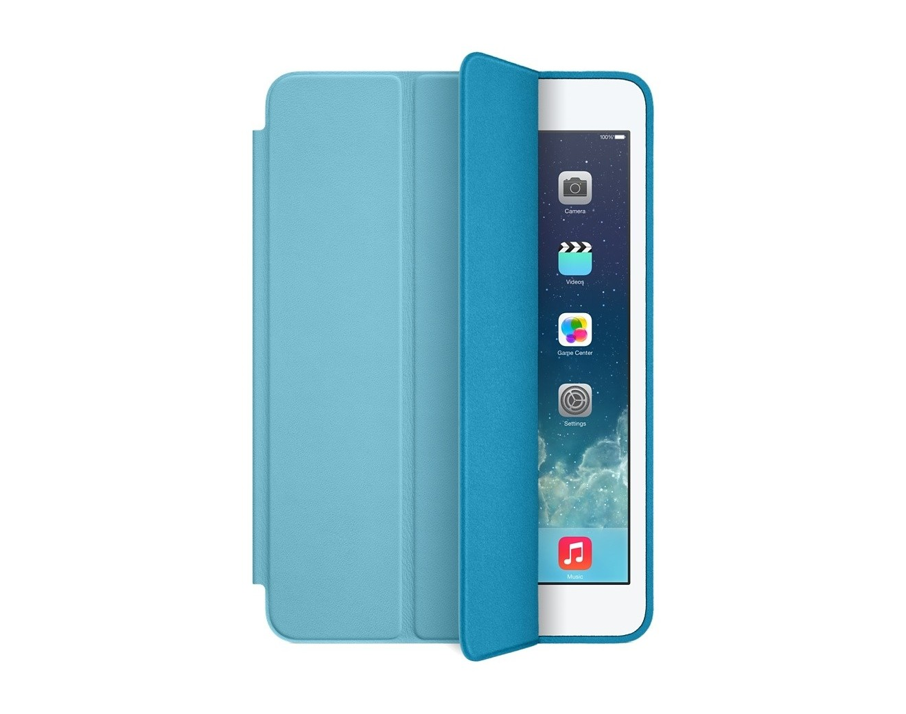 Apple iPad Smart Case за iPad Mini - Blue