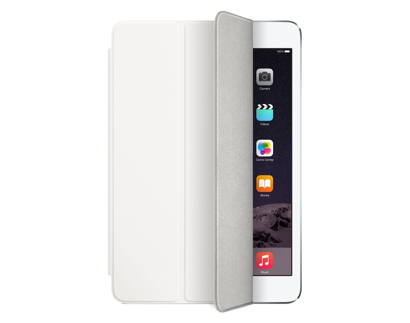 Apple iPad Smart Cover за iPad Mini - White