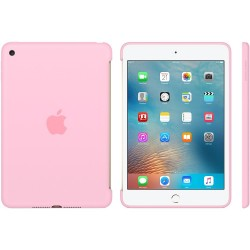 Калъф Apple Silicone Case за iPad Mini 4 - Light Pink