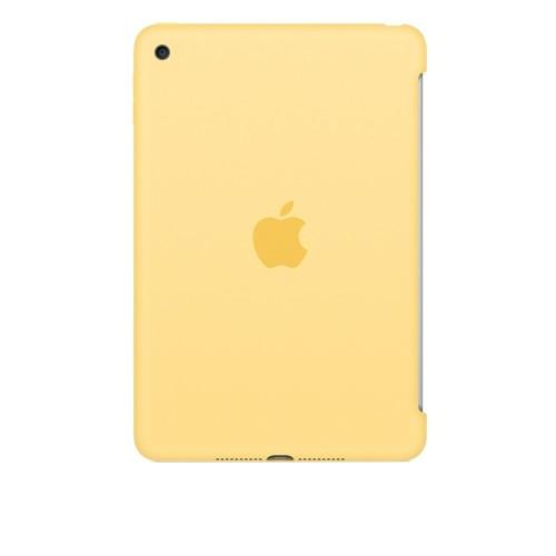 Калъф Apple Silicone Case за iPad Mini 5 и iPad MIni 4 - Yellow