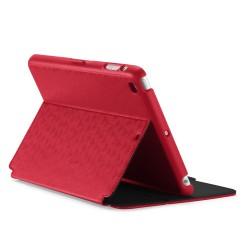 Калъф Speck StyleFolio iPad Air - ValleyVista Dark Poppy/Black