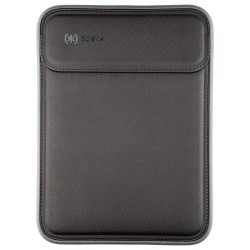 Калъф Speck Flaptop Sleeve MacBook 12inch - Black/Slate Grey