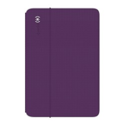 Калъф Speck iPad Mini 5 и iPad Mini 4 DuraFolio - Acai Purple/White/Slate Grey
