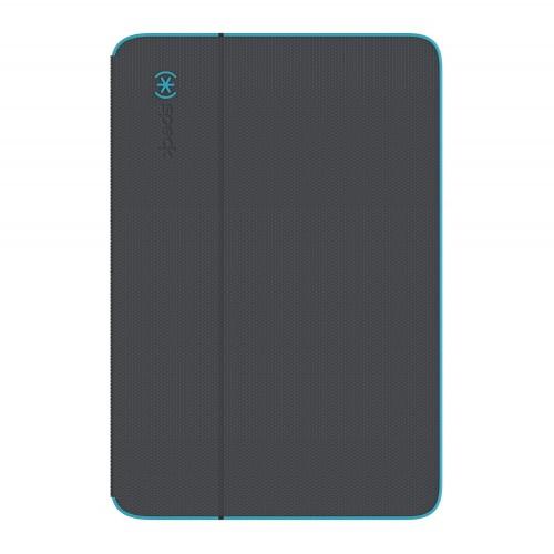 Калъф Speck iPad Mini 5 и iPad Mini 4 DuraFolio - Slate Grey/Peacock Blue