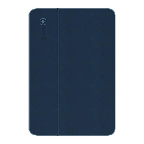 Калъф Speck iPad Mini 5 и iPad mini 4 DuraFolio LUXURY EDITION Brushed Metal Blue/Symphony Blue/Charcoal/Slate