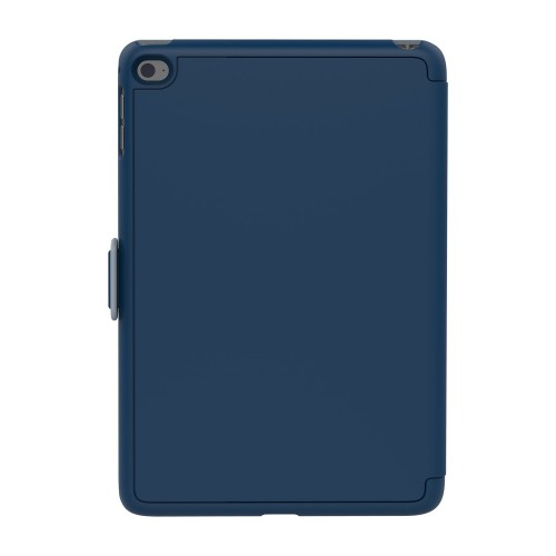Калъф Speck StyleFolio за iPad Mini 5 и iPad MIni 4 - Deep Sea Blue/Nickel Grey