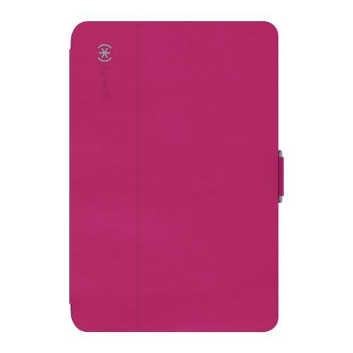 Калъф Speck StyleFolio за iPad Mini 5 и iPad Mini 4 - Fuchsia/Nickel Grey