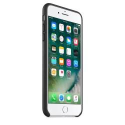 Калъф Apple Leather Case за iPhone 7 Plus - Black
