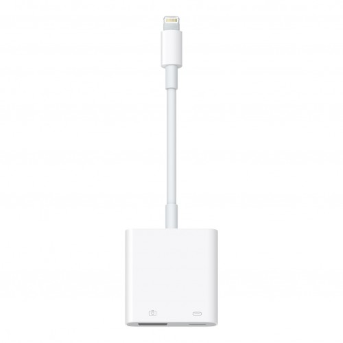 Apple Lightning to USB-3 Adapter