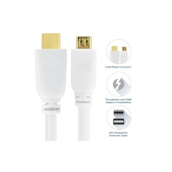 Кабел Cablesson Mini DisplayPort Extension Cable 2m
