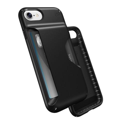 Калъф Speck Presidio Wallet iPhone SE 2020 г. iPhone 7 - Black