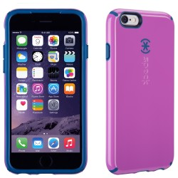 Калъф Speck CandyShell за iPhone 6/6S - Beaming Orchid Purple/
