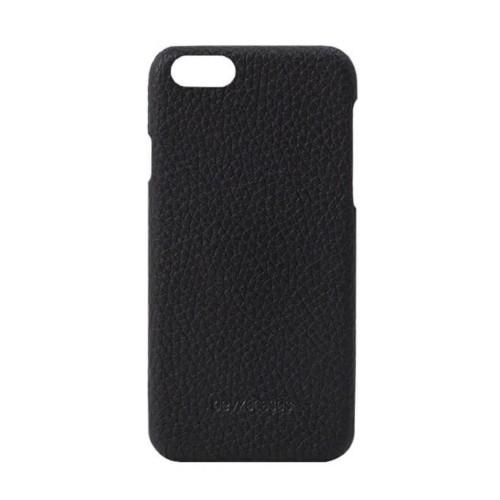 Кожен калъф BEYZA Feder iPhone SE(2020) и iPhone 7/8 - Black