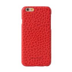 Кожен калъф BEYZA Shaggy iPhone 8 и iPhone 7 - Red