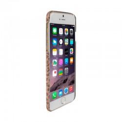 Кожен калъф BEYZA Shaggy iPhone 8 и iPhone 7 - Light Brown
