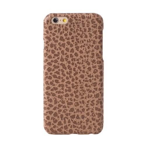 Кожен калъф BEYZA Shaggy iPhone SE 2020 г. iPhone 8 и iPhone 7 - Light Brown