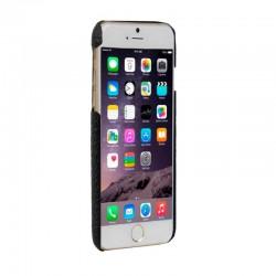 Кожен калъф BEYZA Feder iPhone 8 и iPhone 7 - Black