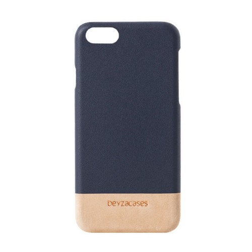 Кожен калъф BEYZA Venice iPhone SE 2020 г. iPhone 8 и iPhone 7 - Navy Cream