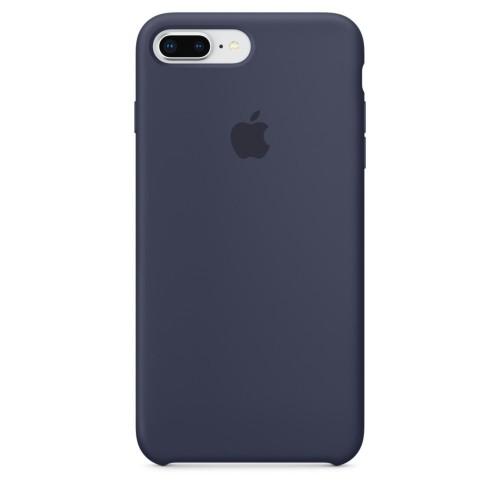 Калъф Apple iPhone 8 Plus / iPhone 7 Plus Silicone Case - Midnight Blue