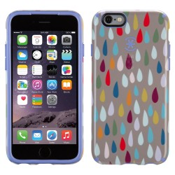 Калъф Speck CandyShell Inked за iPhone 6/6S - Rainbow Drop/