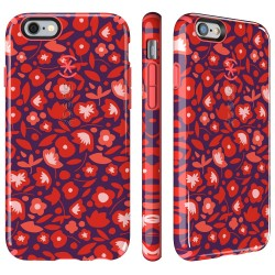 Калъф Speck CandyShell Inked за iPhone 6/6S - Kurbits Floral
