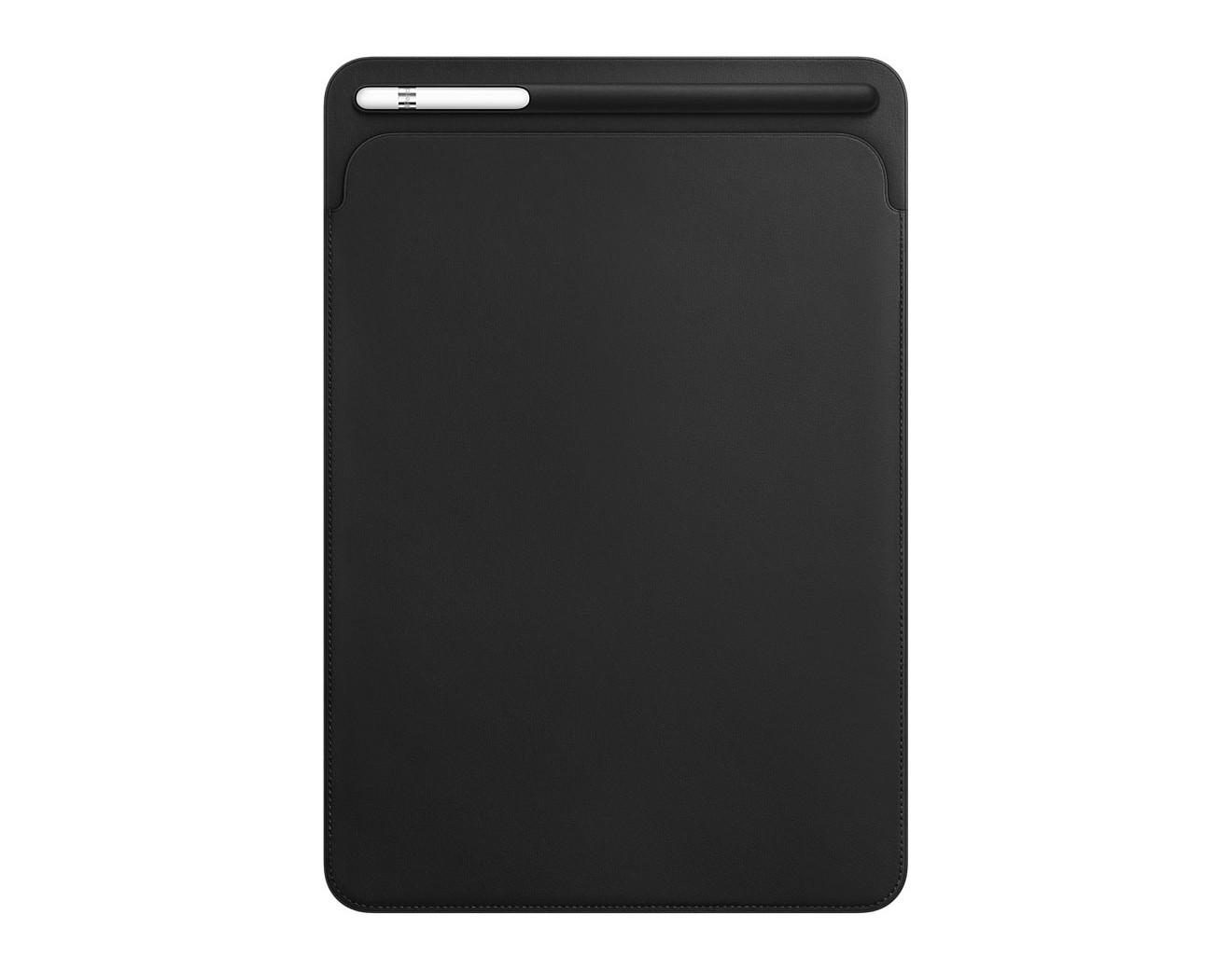 Apple Leather Sleeve iPad Pro 10.5 - Black