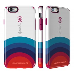 Калъф Speck CandyShell Johnatan Adler за iPhone 6/6S - Sunrise/