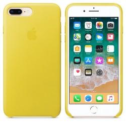Калъф Apple iPhone 8 Plus / iPhone 7 Plus Leather Case - Spring