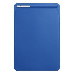 Apple Leather Sleeve iPad Pro 10.5 - Electric Blue
