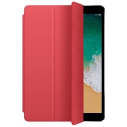Apple Leather Smart Cover iPad Pro 10.5 - Raspberry