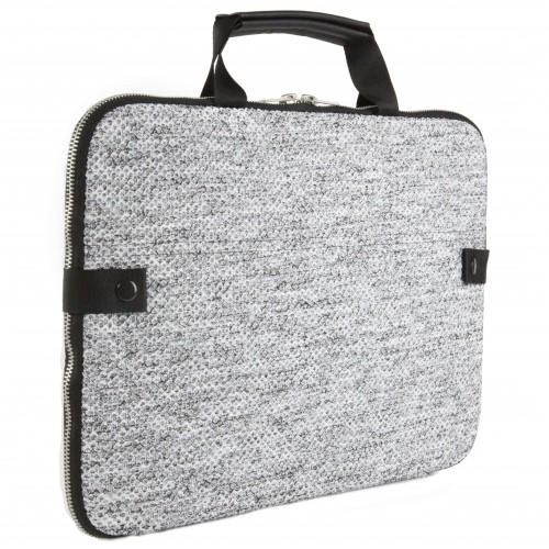 Чанта Speck Station Sleeve Pro 13-14 inch Laptop - Speckled Grey/Black