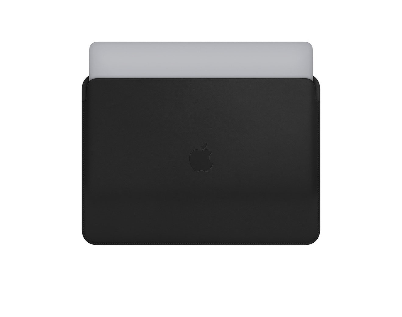 Кожен калъф Apple Leather Sleeve for 13-inch MacBook Pro - Black