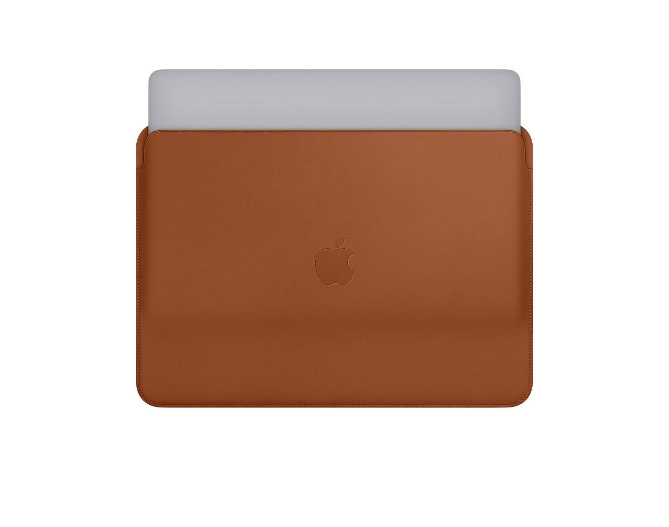 Кожен калъф Apple Leather Sleeve for 13-inch MacBook Pro -